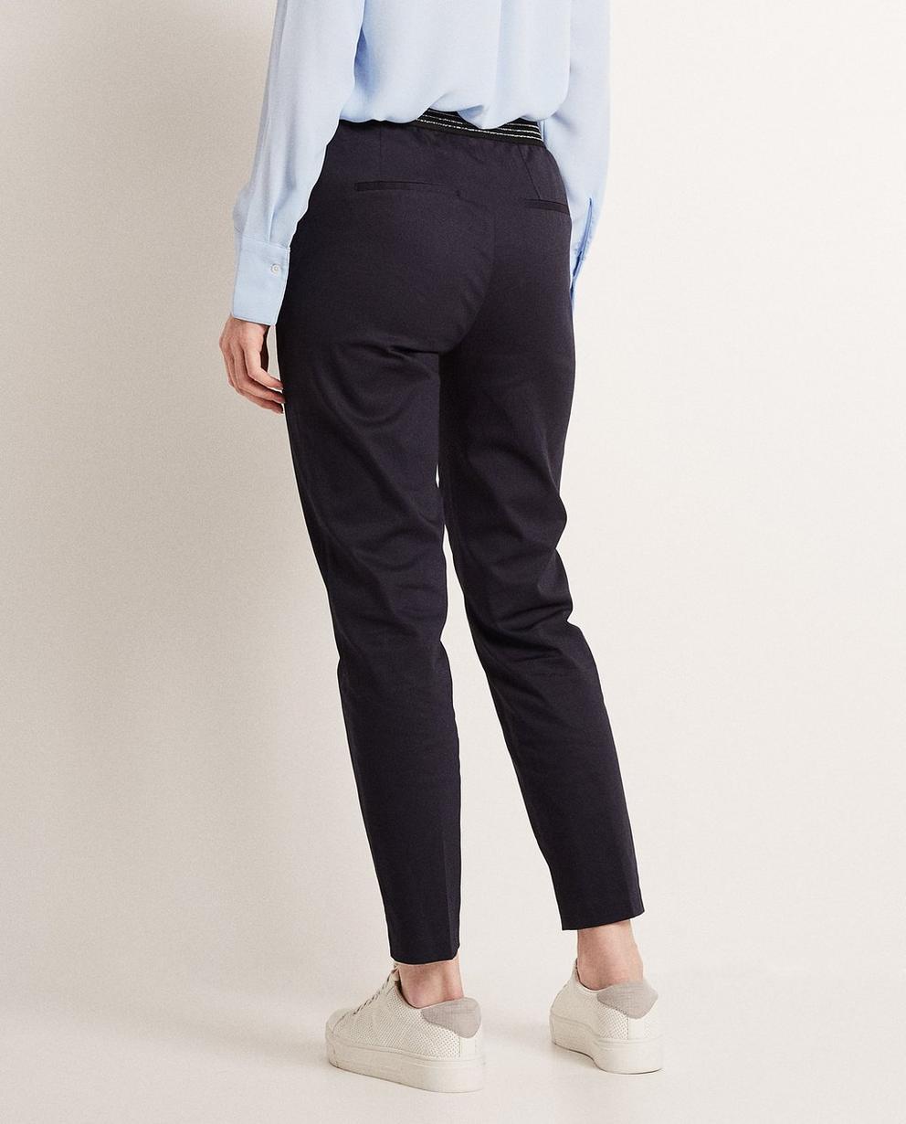 Pantalons - navy - Pantalon BCBG